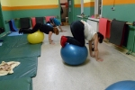 Rehabilitacja na sali